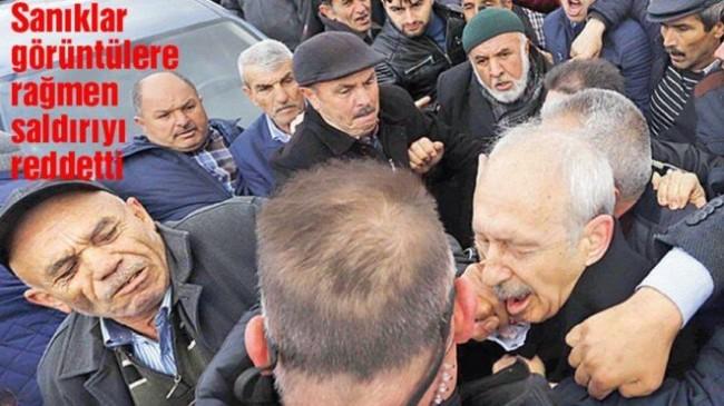 Akar, Kılıçdaroğlu'na polis parkası giydirmek istemiş