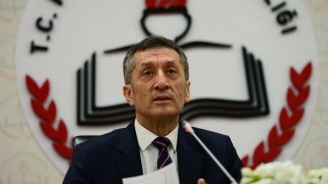 Milli Eğitim Bakanı Ziya Selçuk'tan yüz yüze eğitim uyarısı